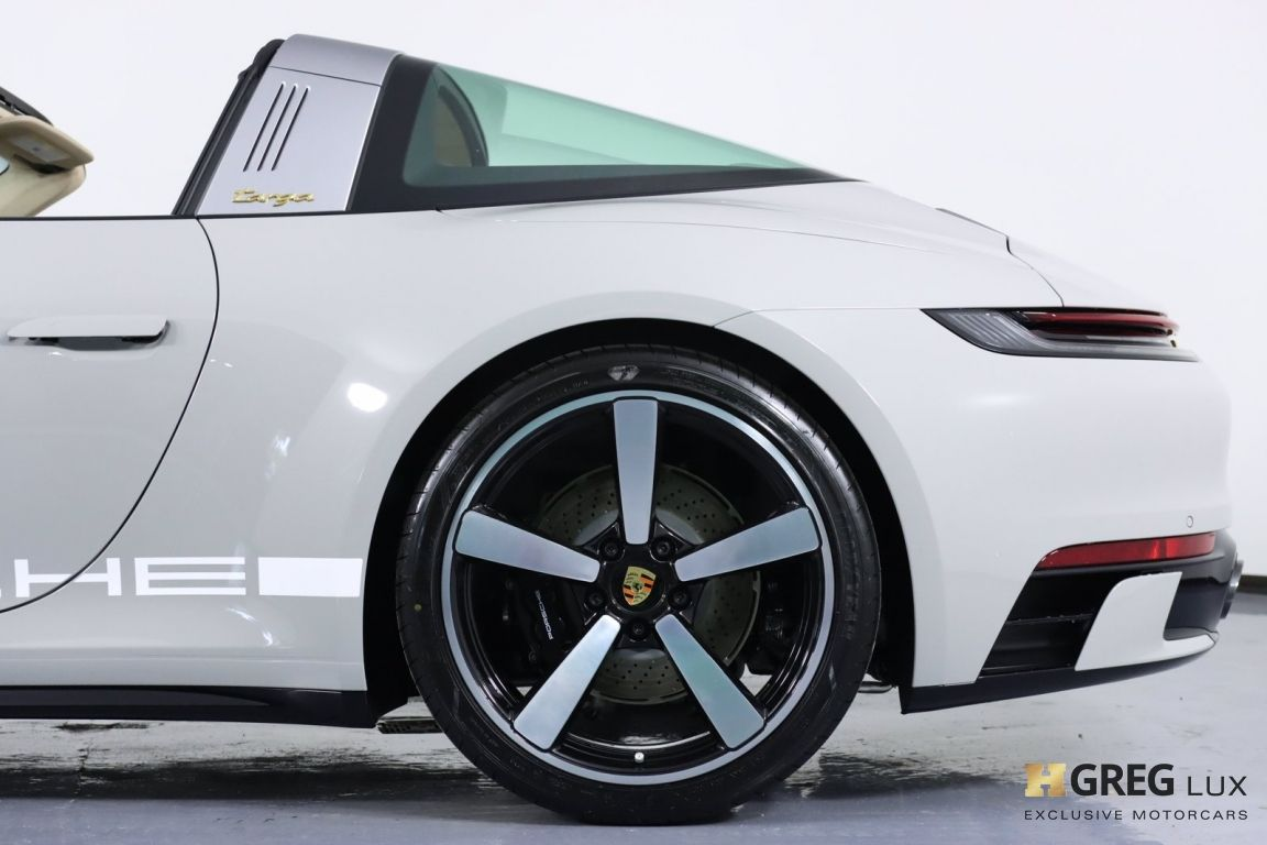 2021 Porsche 911 Targa 4S Heritage Design Edition #33