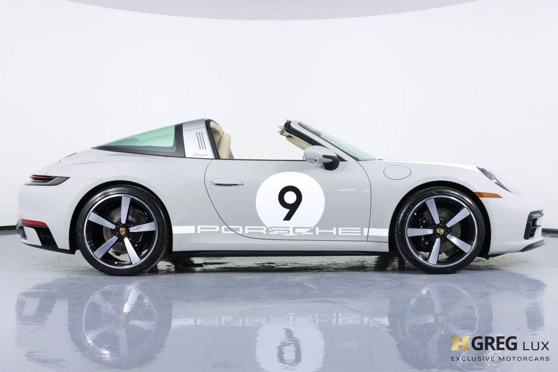 2021 Porsche 911 Targa 4S Heritage Design Edition #11