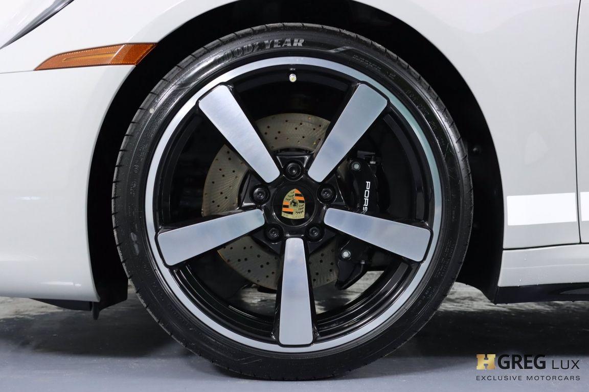 2021 Porsche 911 Targa 4S Heritage Design Edition #31