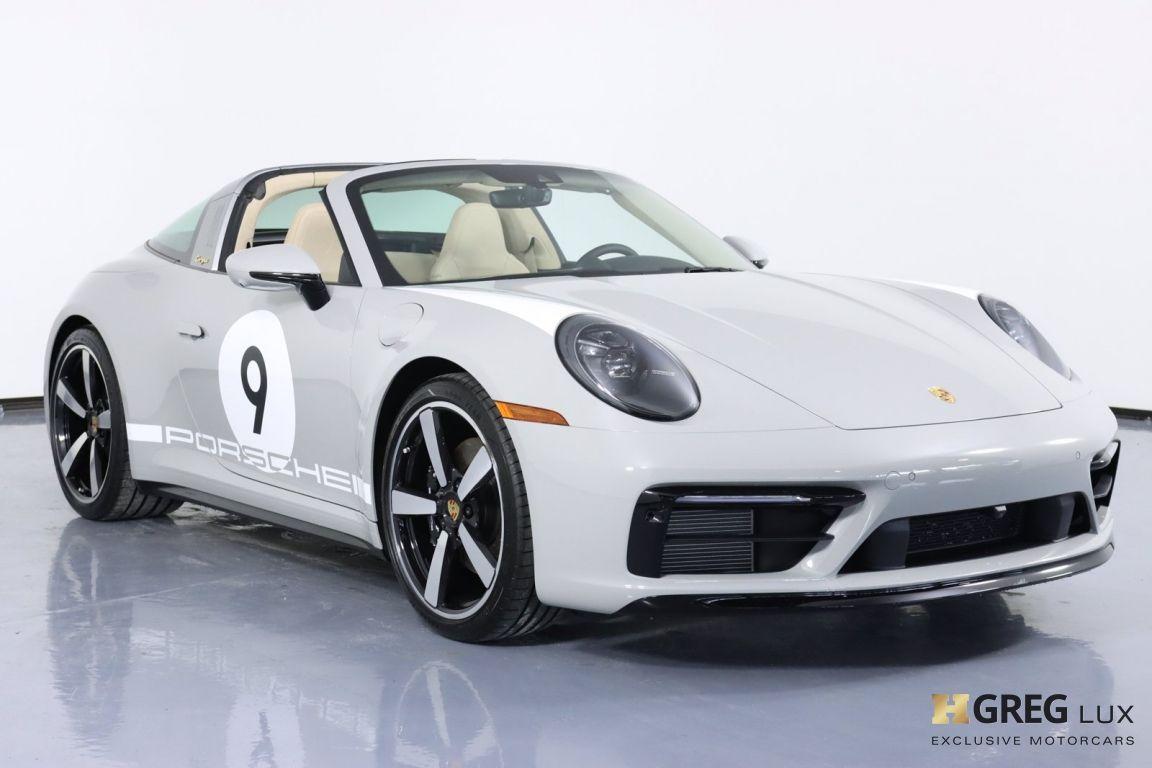 2021 Porsche 911 Targa 4S Heritage Design Edition #10
