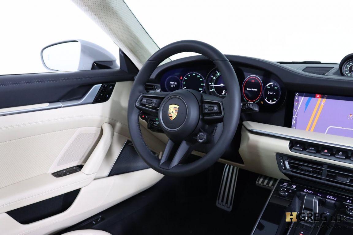 2021 Porsche 911 Targa 4S Heritage Design Edition #60