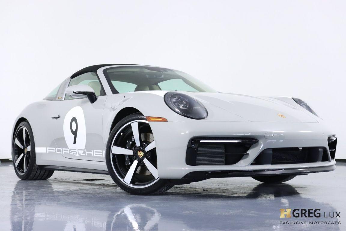 2021 Porsche 911 Targa 4S Heritage Design Edition #38