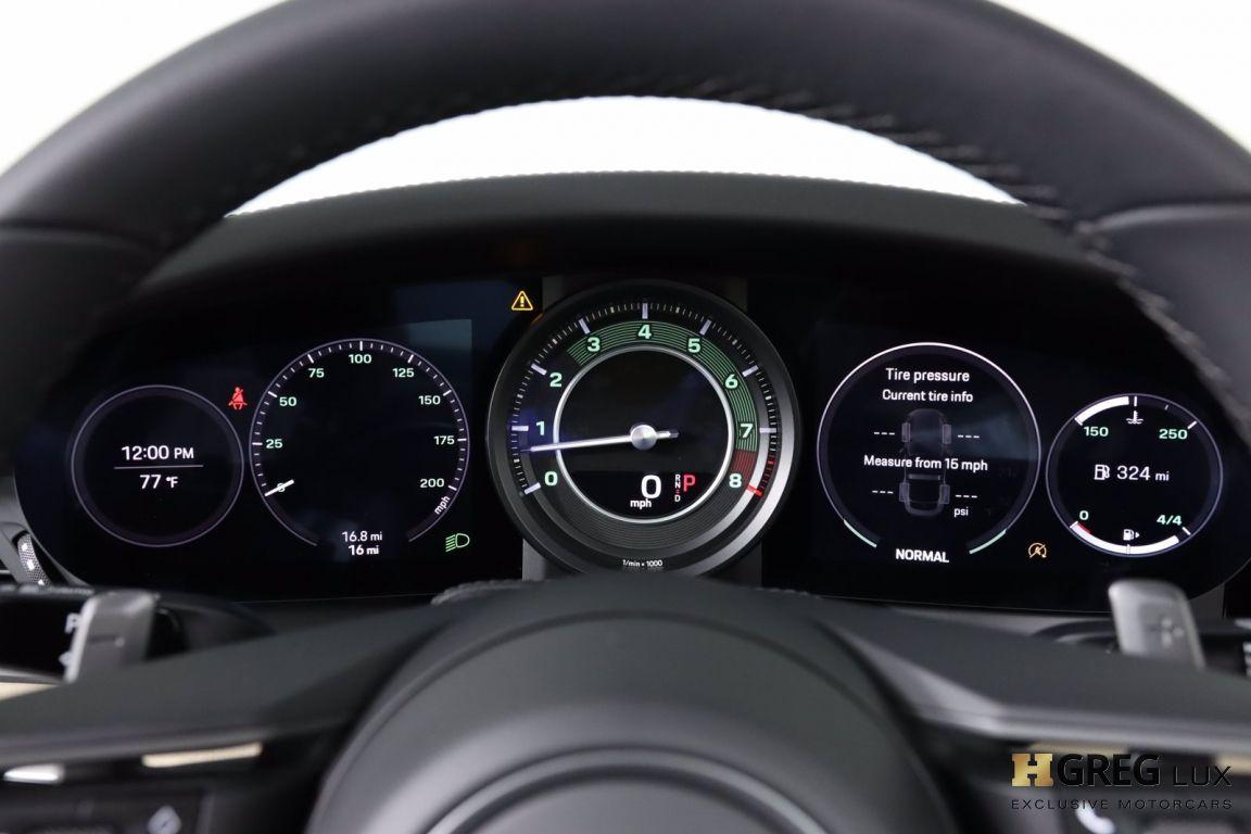 2021 Porsche 911 Targa 4S Heritage Design Edition #65