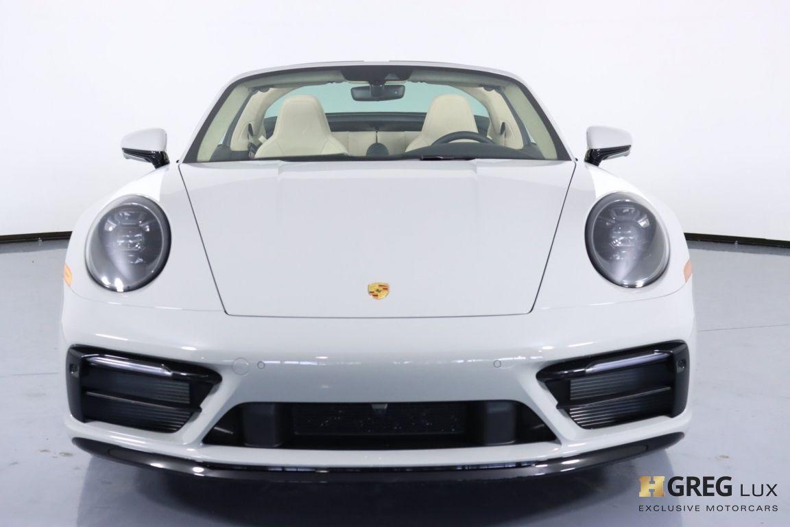 2021 Porsche 911 Targa 4S Heritage Design Edition #4
