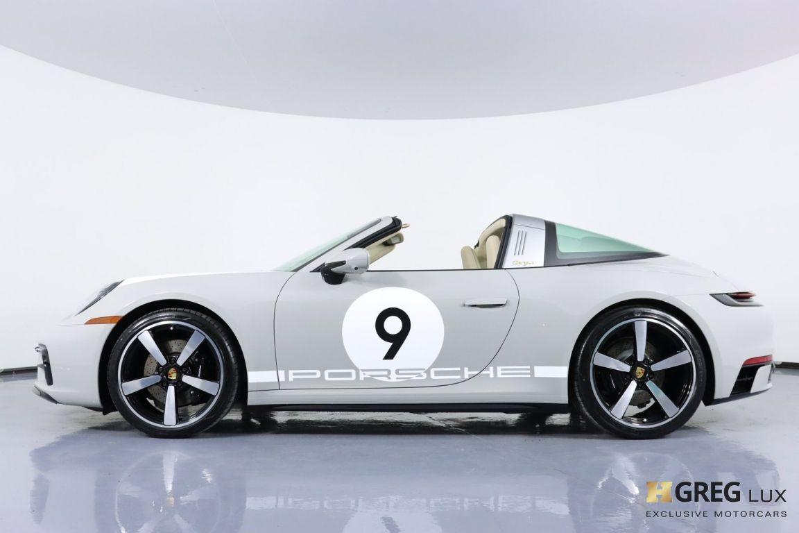 2021 Porsche 911 Targa 4S Heritage Design Edition #29