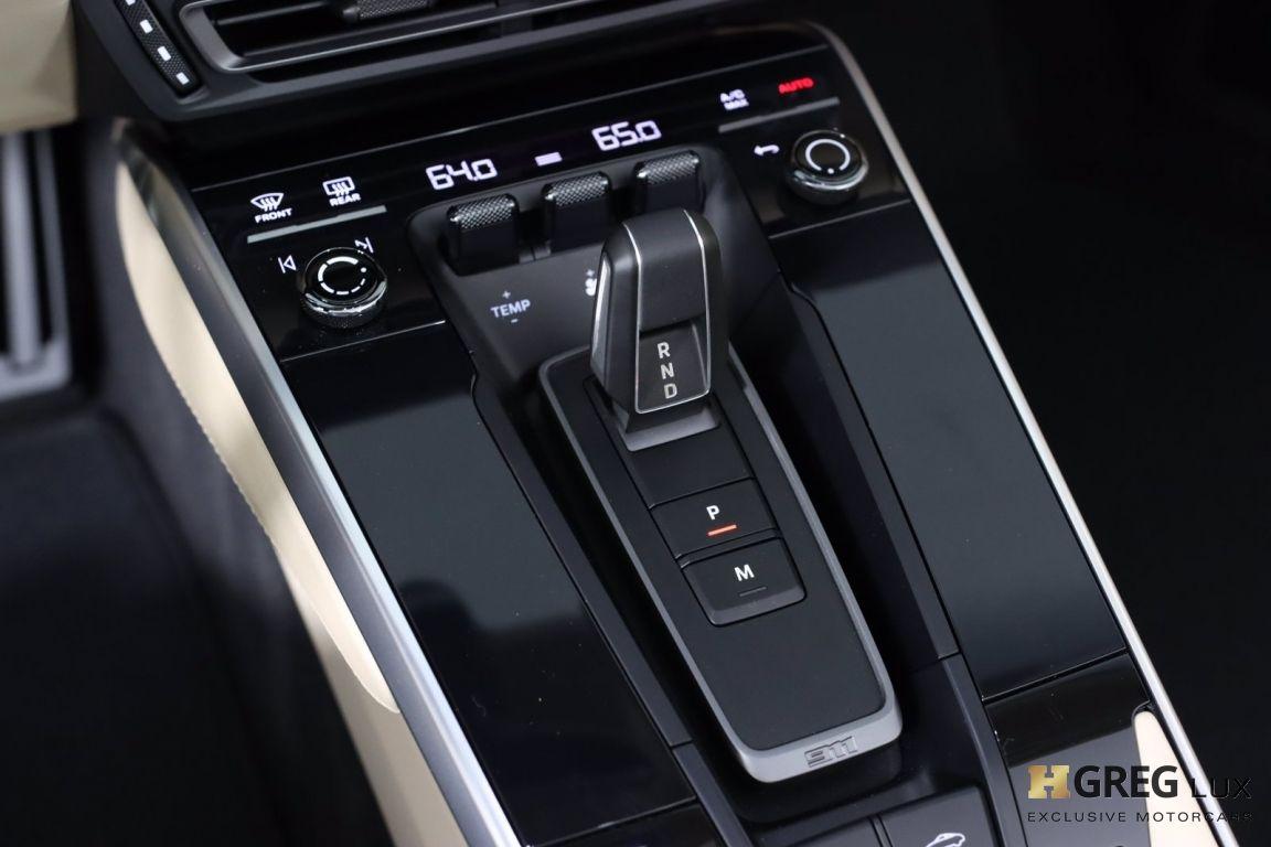 2021 Porsche 911 Targa 4S Heritage Design Edition #57