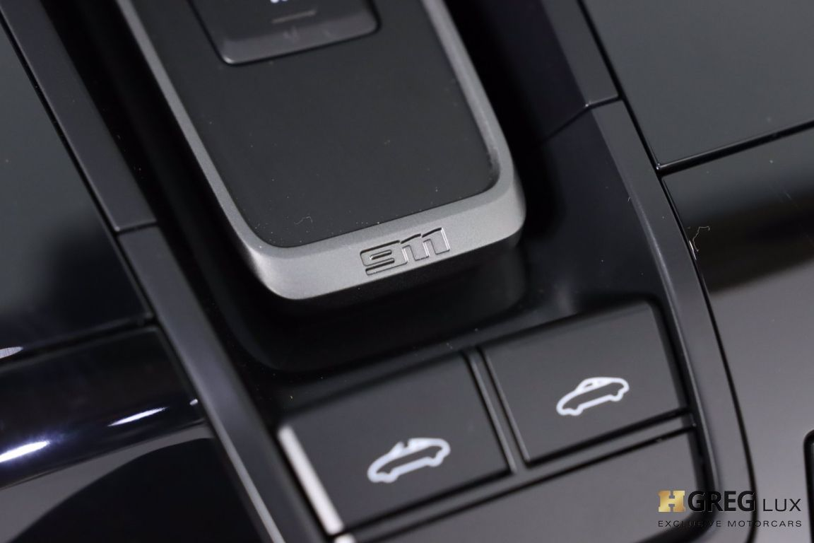 2021 Porsche 911 Targa 4S Heritage Design Edition #58