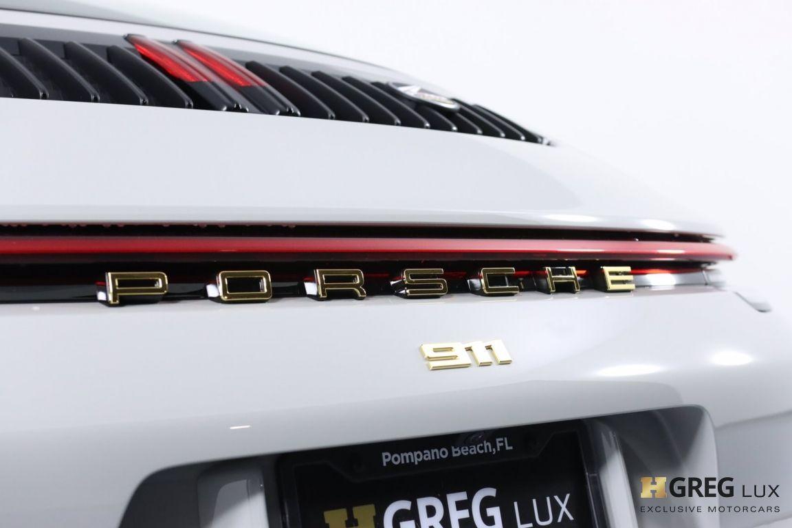 2021 Porsche 911 Targa 4S Heritage Design Edition #24