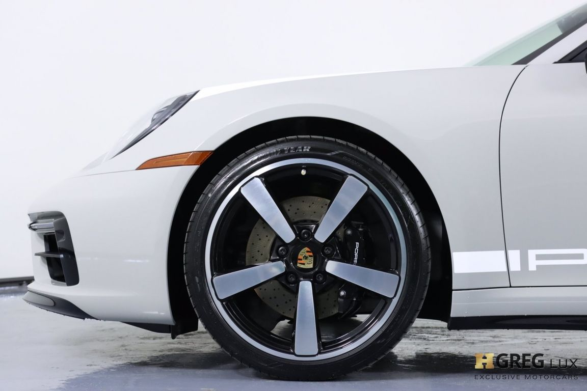 2021 Porsche 911 Targa 4S Heritage Design Edition #30