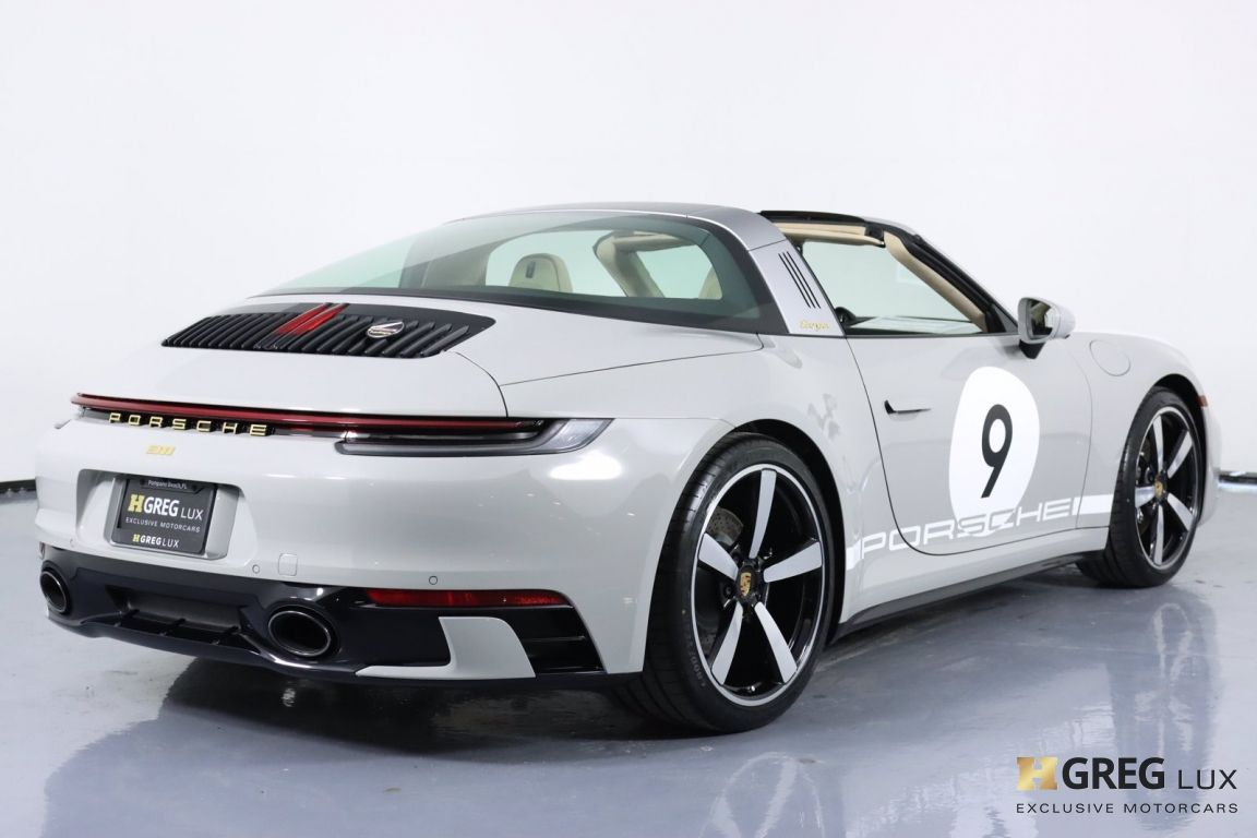 2021 Porsche 911 Targa 4S Heritage Design Edition #20