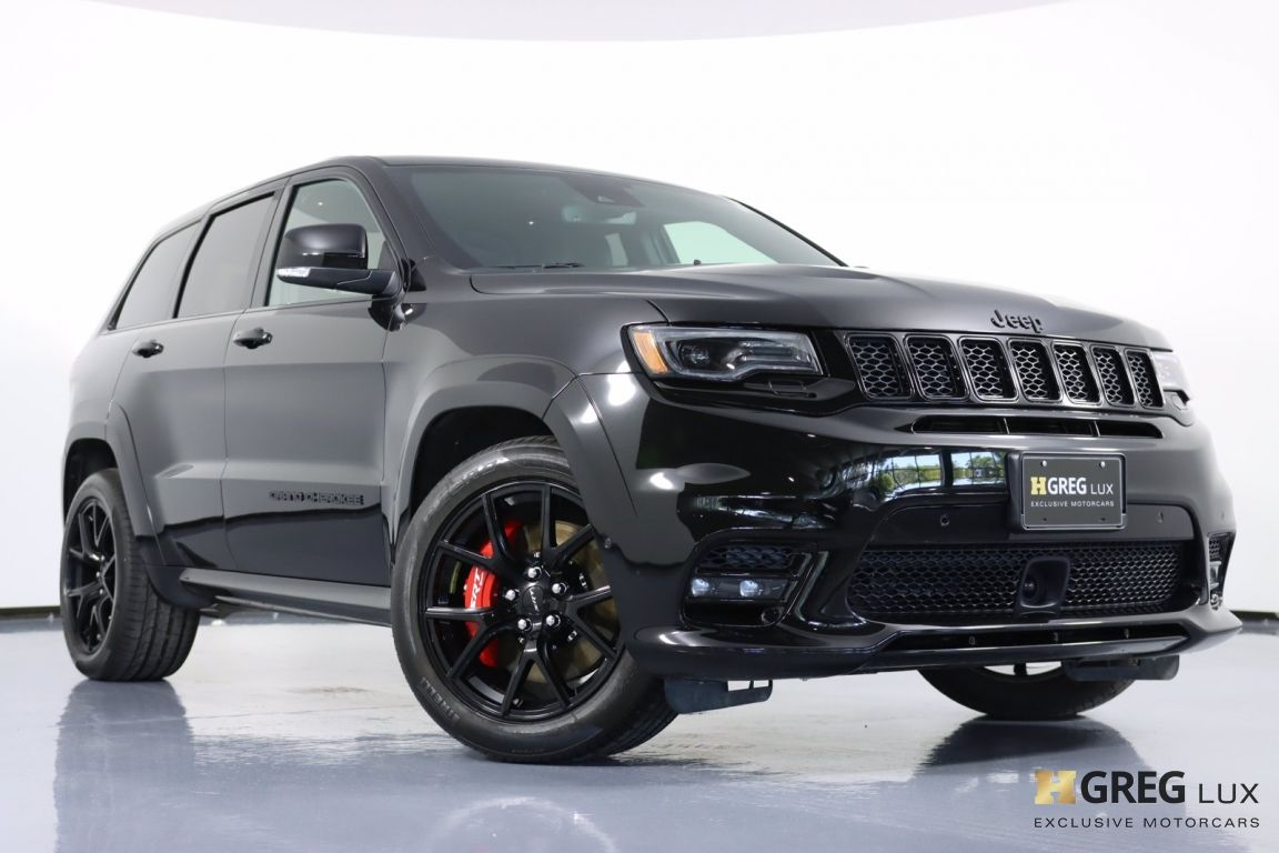 2021 Jeep Grand Cherokee SRT #32