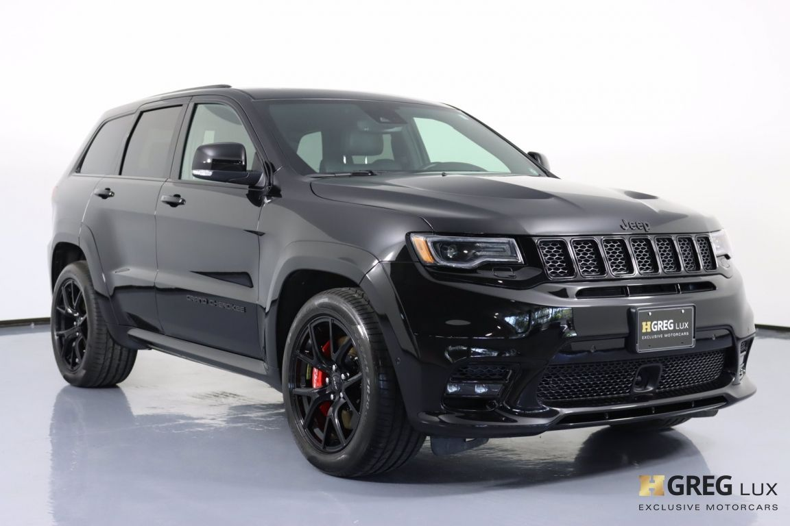 2021 Jeep Grand Cherokee SRT #9