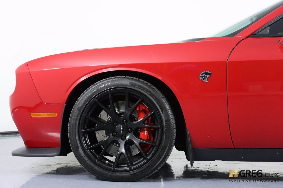2016 Dodge Challenger SRT Hellcat #26