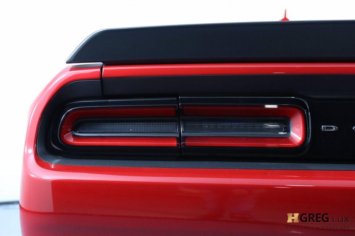 2016 Dodge Challenger SRT Hellcat #22