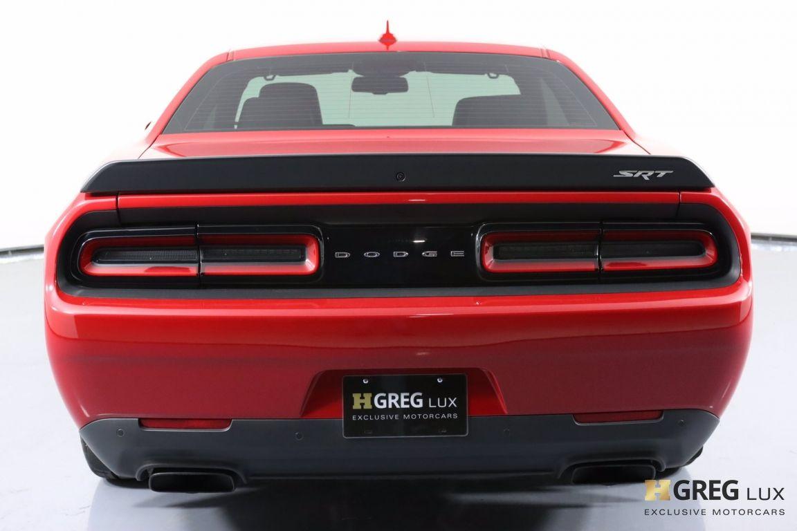 2016 Dodge Challenger SRT Hellcat #19