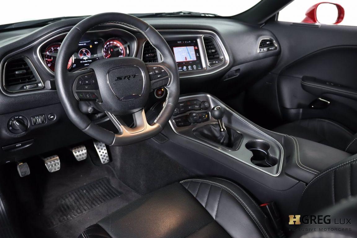2016 Dodge Challenger SRT Hellcat #1