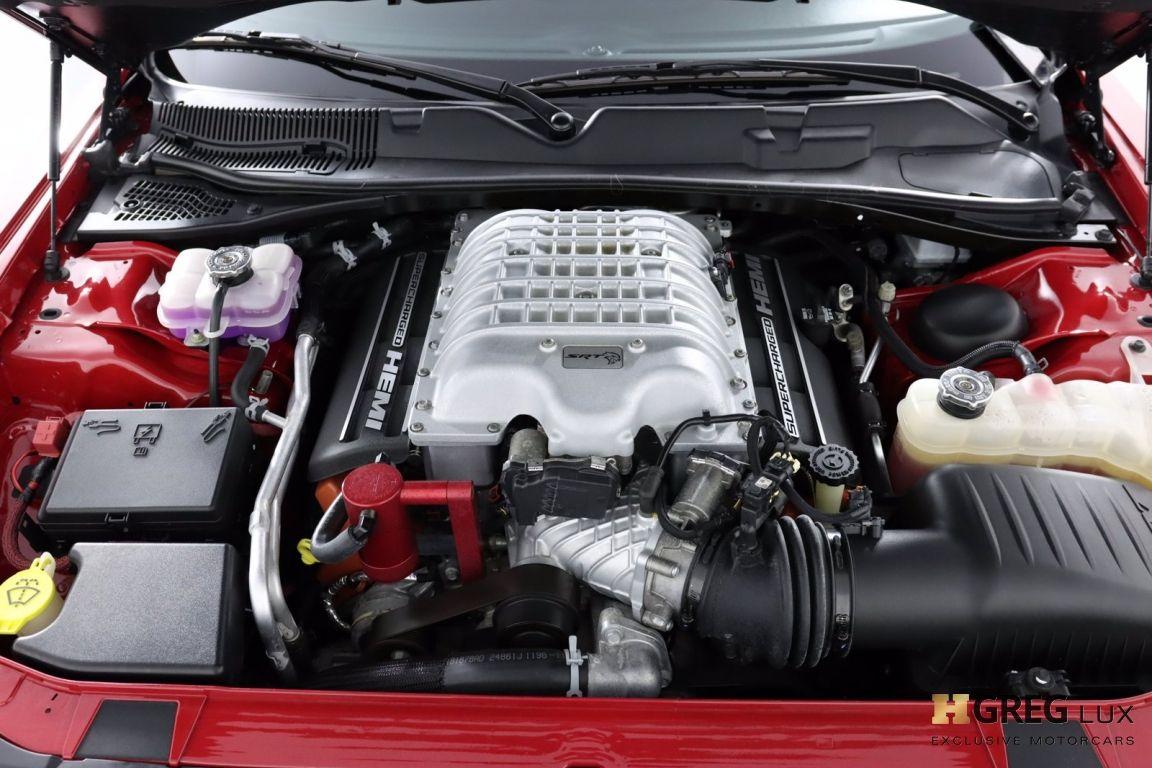 2016 Dodge Challenger SRT Hellcat #61