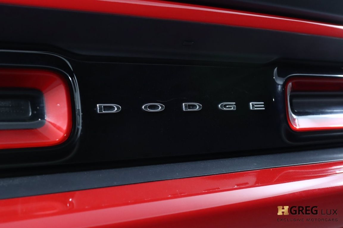 2016 Dodge Challenger SRT Hellcat #21