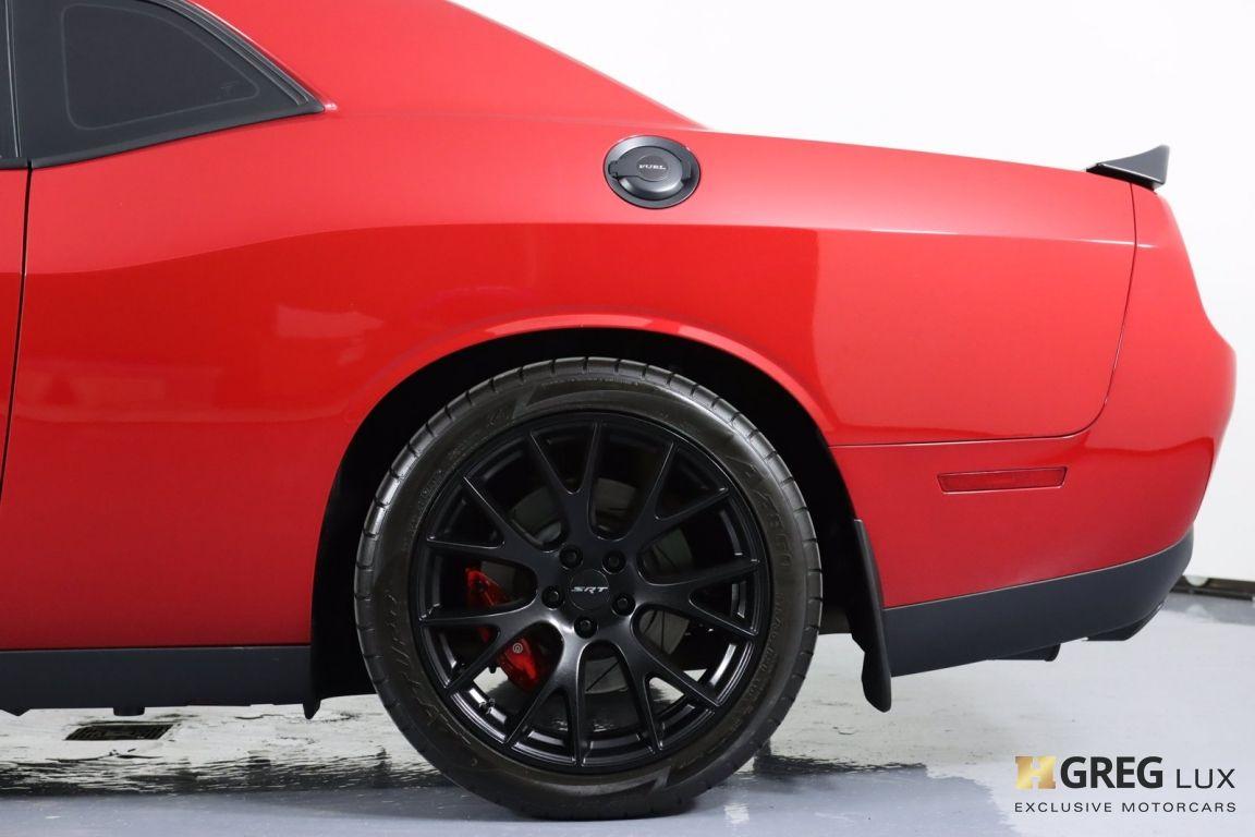 2016 Dodge Challenger SRT Hellcat #30