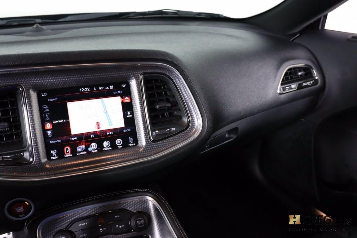 2016 Dodge Challenger SRT Hellcat #46