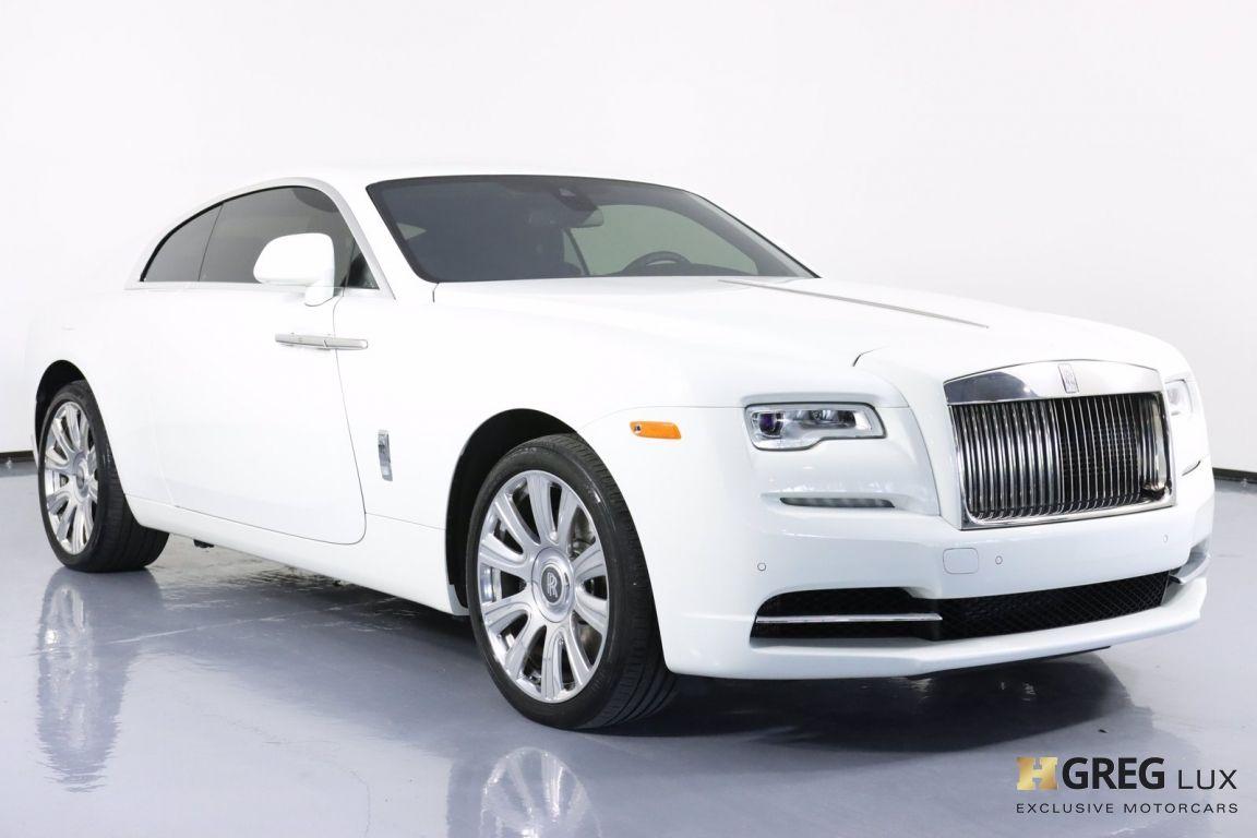 2019 Rolls Royce Wraith  #9
