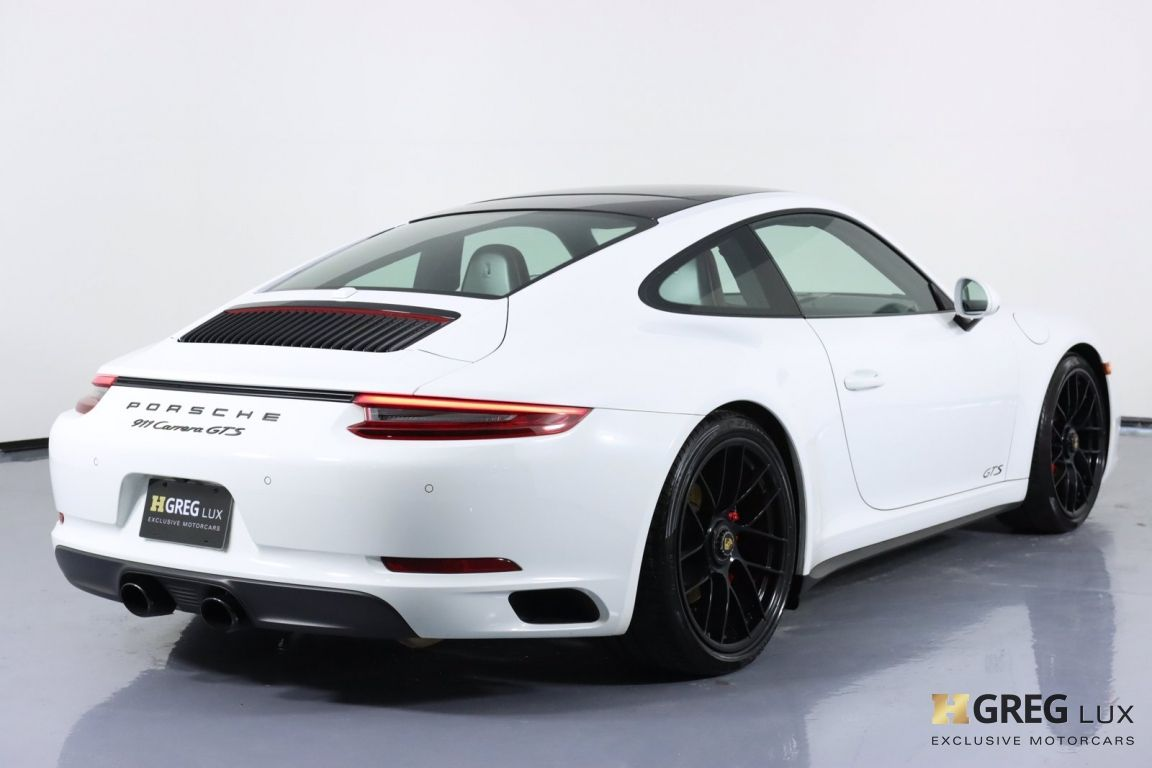 2018 Porsche 911 Carrera 4 GTS #17