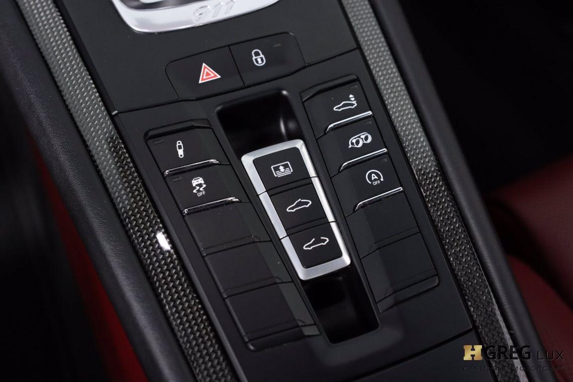 2018 Porsche 911 Carrera 4 GTS #52