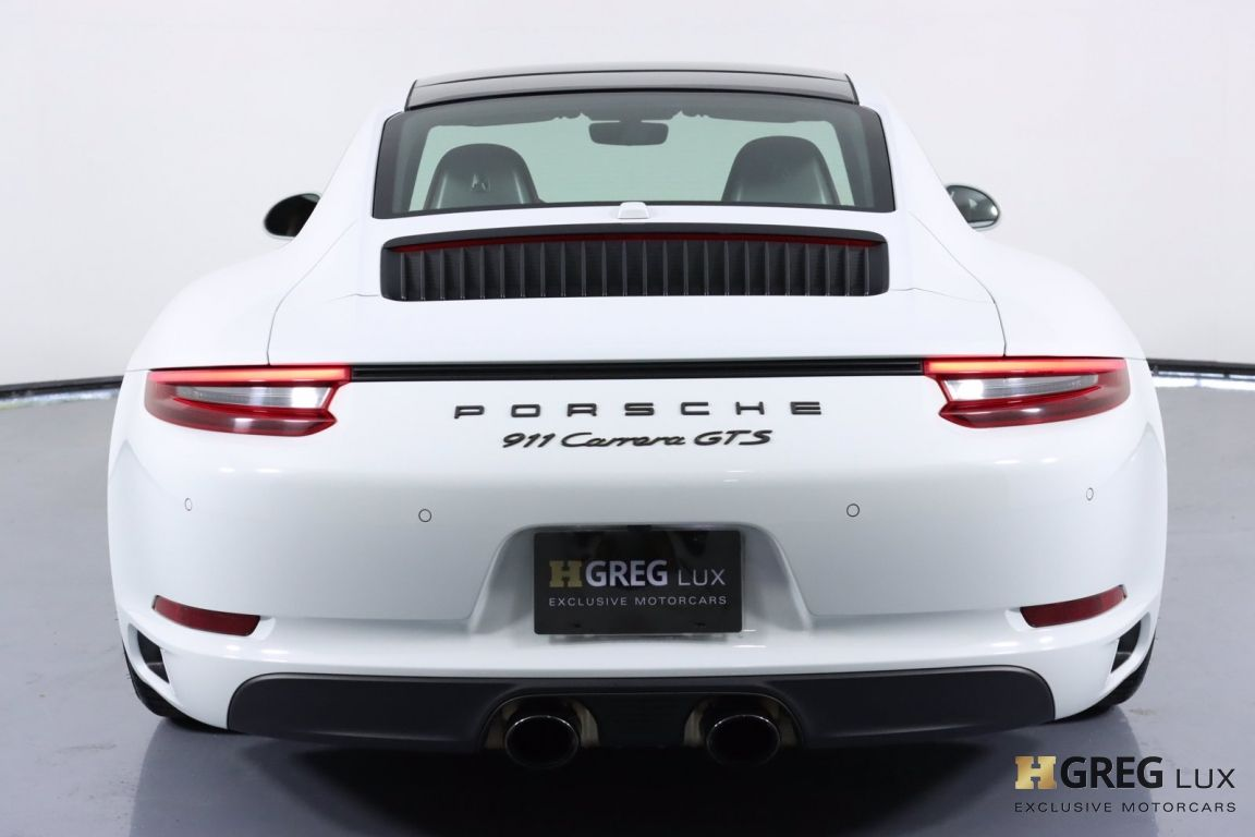 2018 Porsche 911 Carrera 4 GTS #18