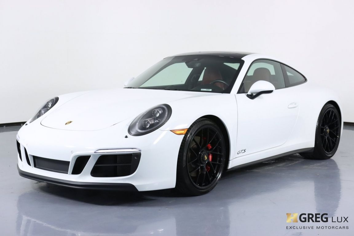 2018 Porsche 911 Carrera 4 GTS #30