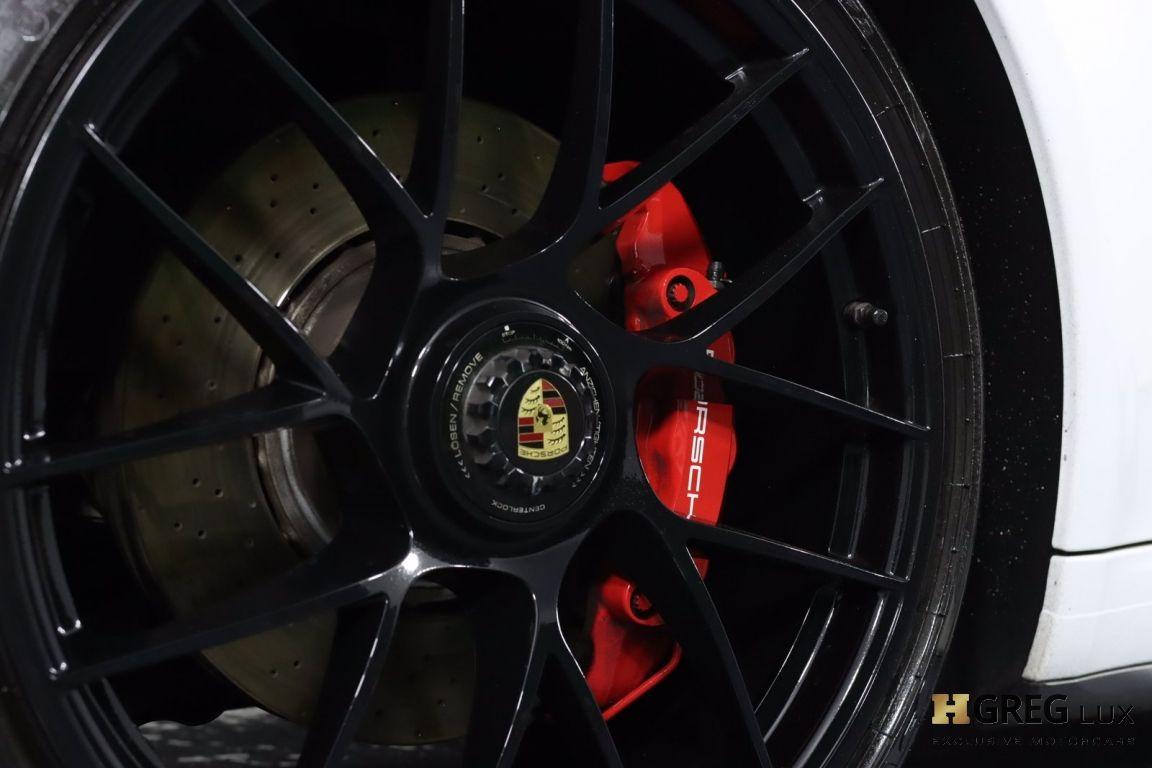 2018 Porsche 911 Carrera 4 GTS #26