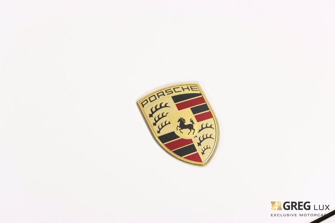 2018 Porsche 911 Carrera 4 GTS #8