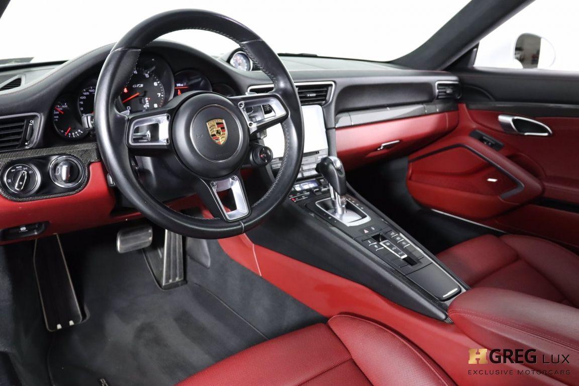 2018 Porsche 911 Carrera 4 GTS #1
