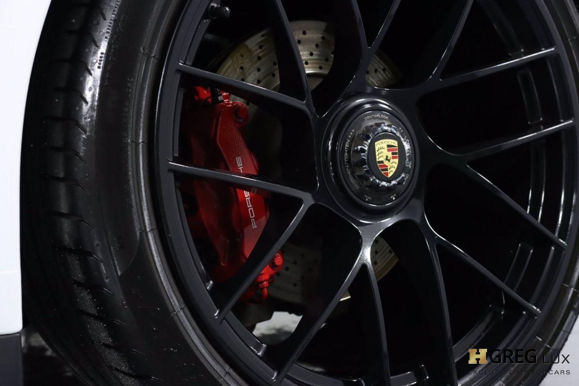 2018 Porsche 911 Carrera 4 GTS #29