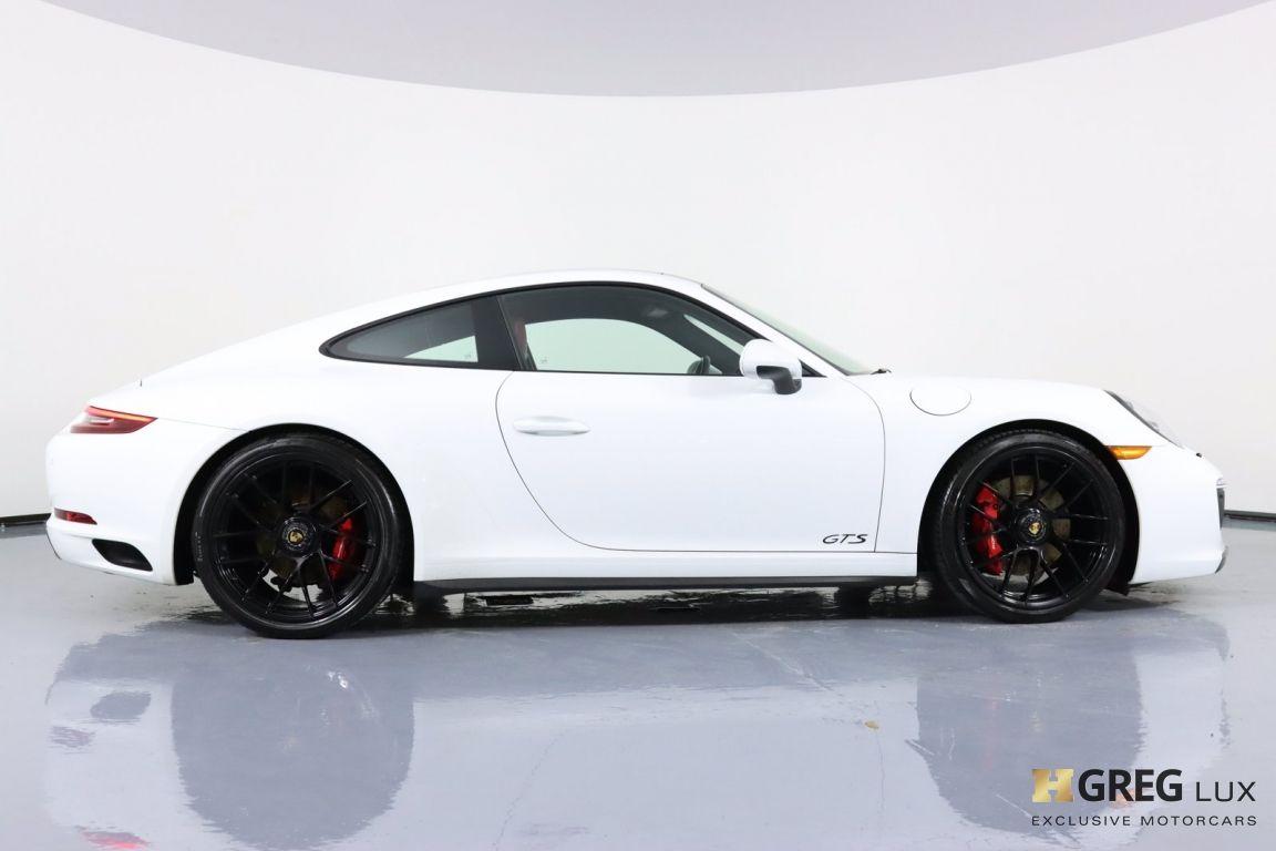 2018 Porsche 911 Carrera 4 GTS #10