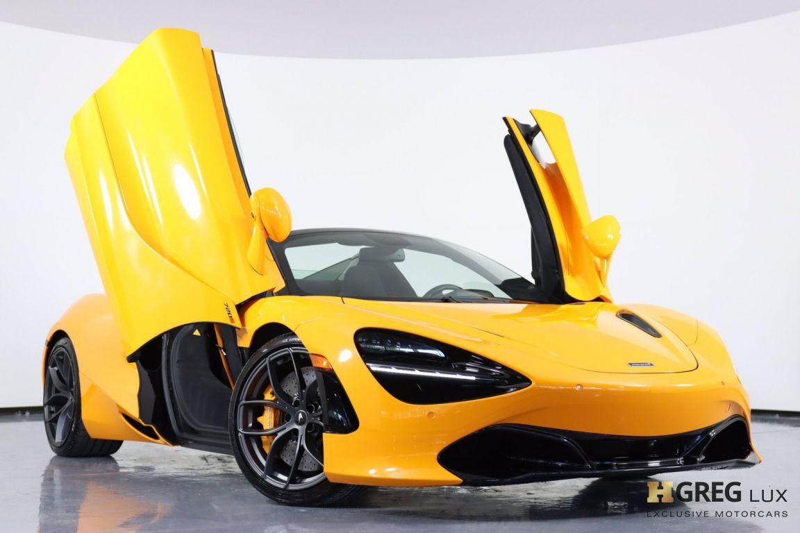 2020 McLaren 720S Luxury #34