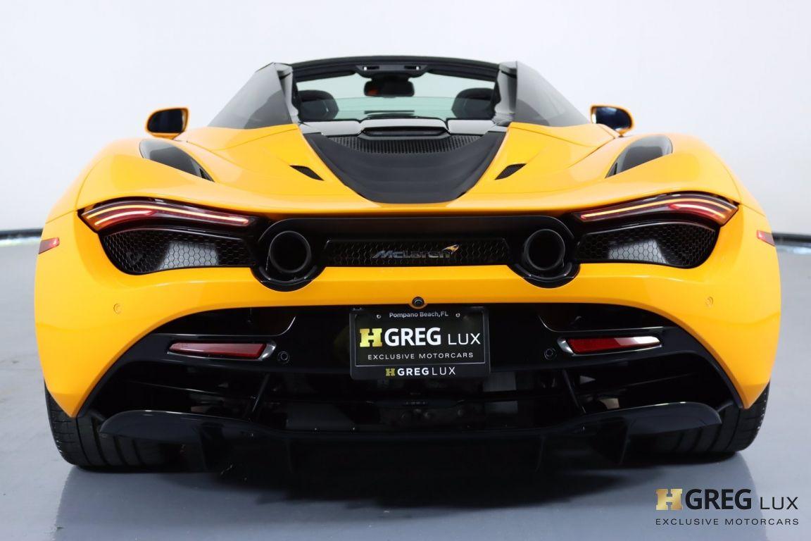 2020 McLaren 720S Luxury #20