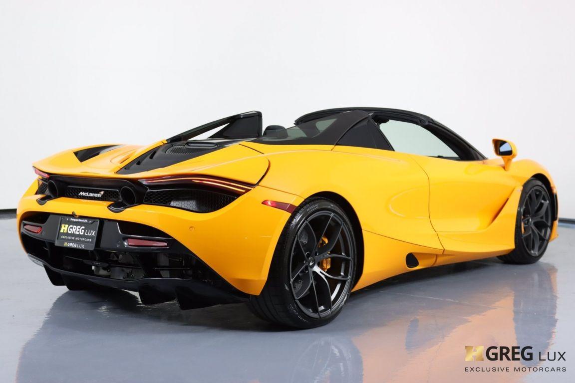 2020 McLaren 720S Luxury #19