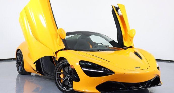 2020 McLaren 720S Luxury #0