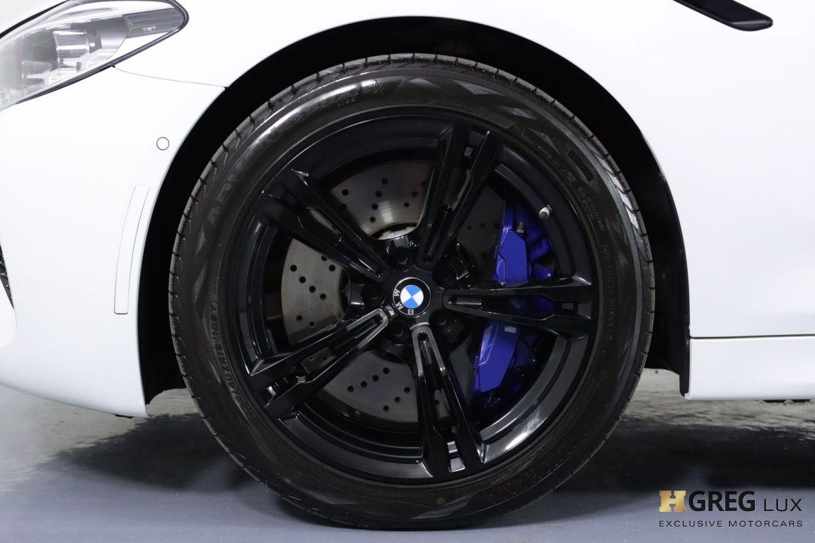 2019 BMW M5  #27