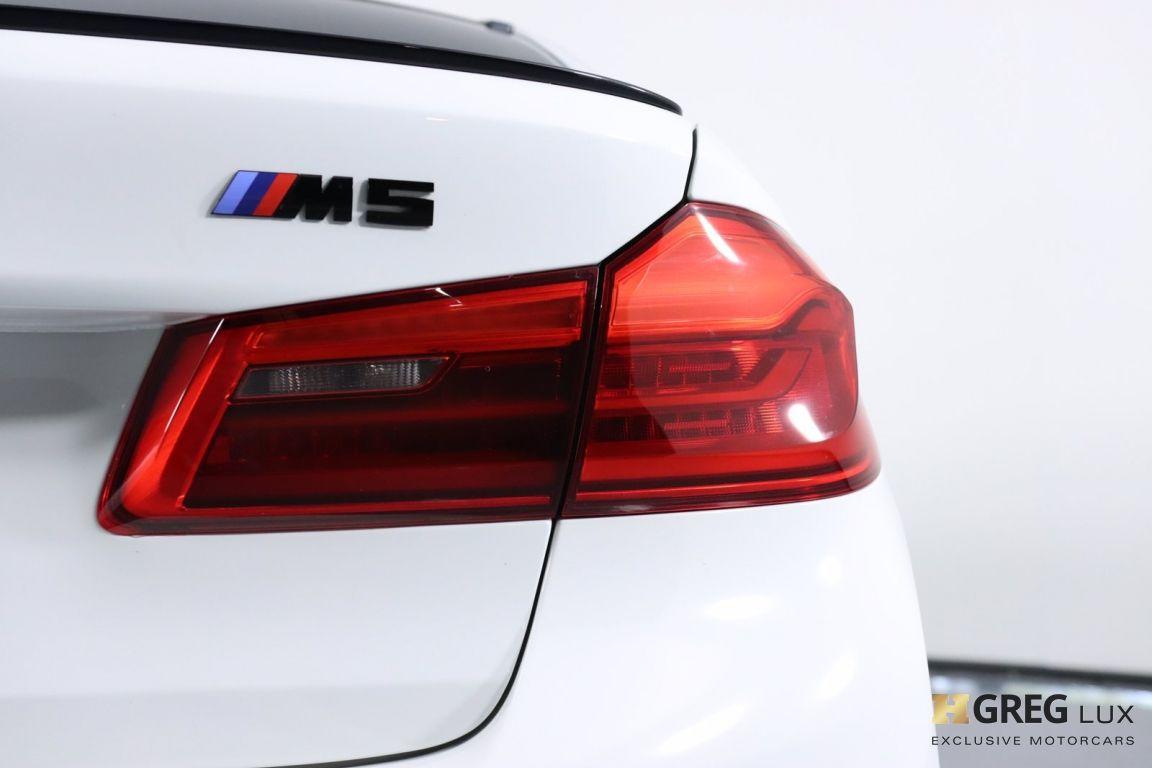 2019 BMW M5  #21