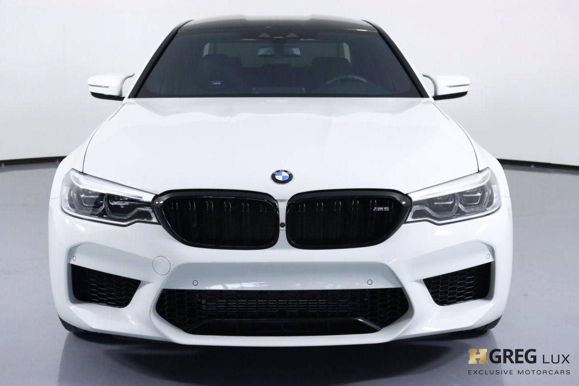2019 BMW M5  #3