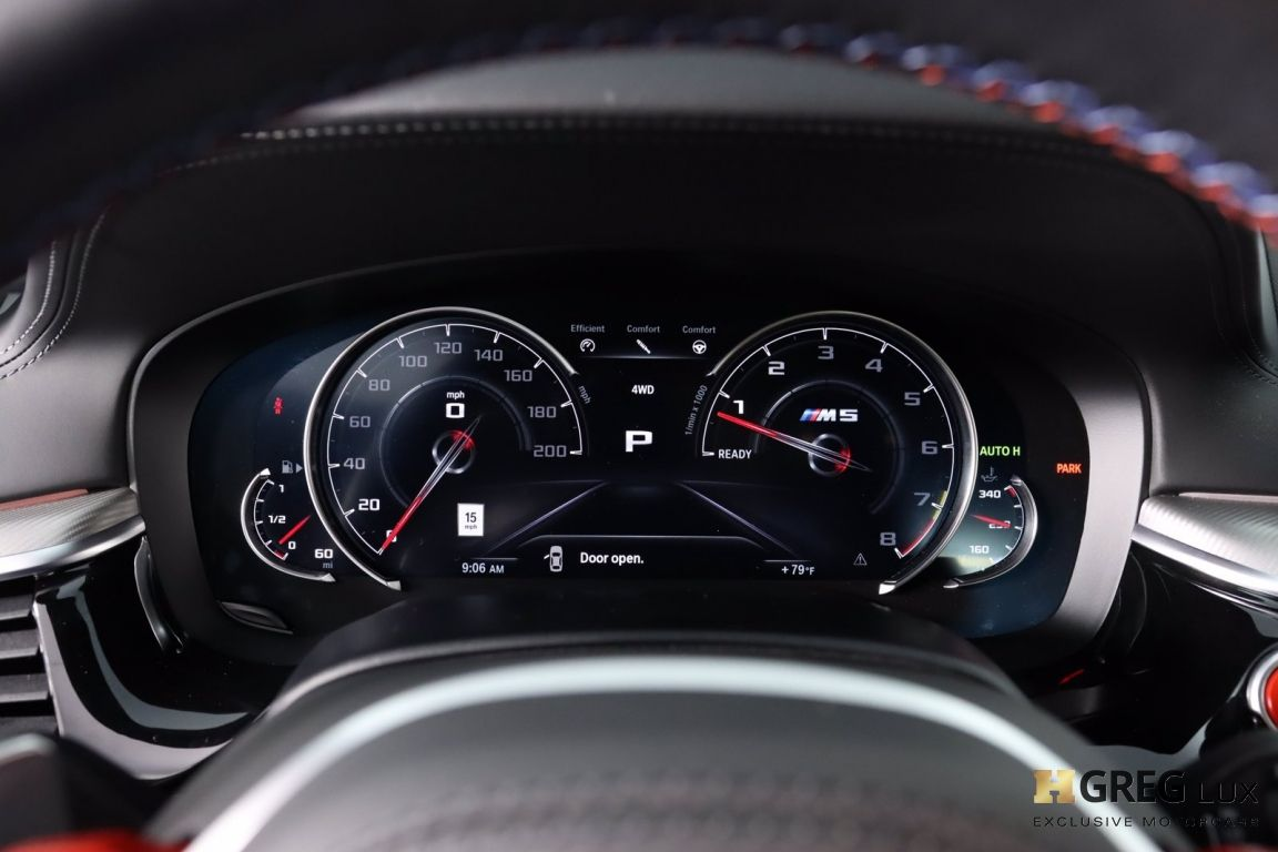 2019 BMW M5  #65