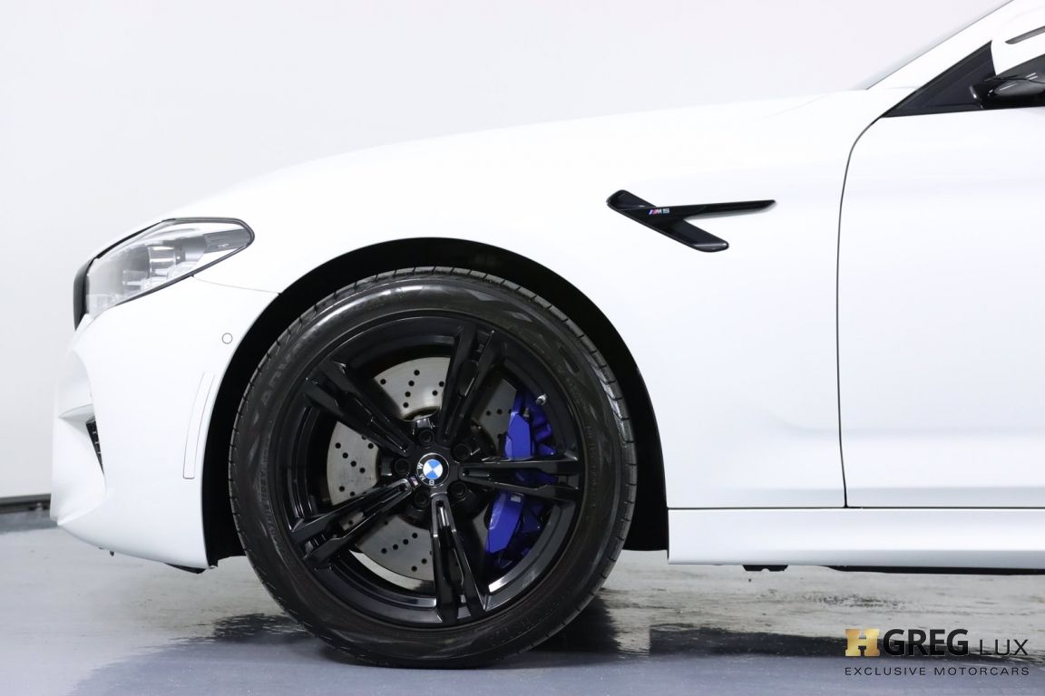 2019 BMW M5  #26