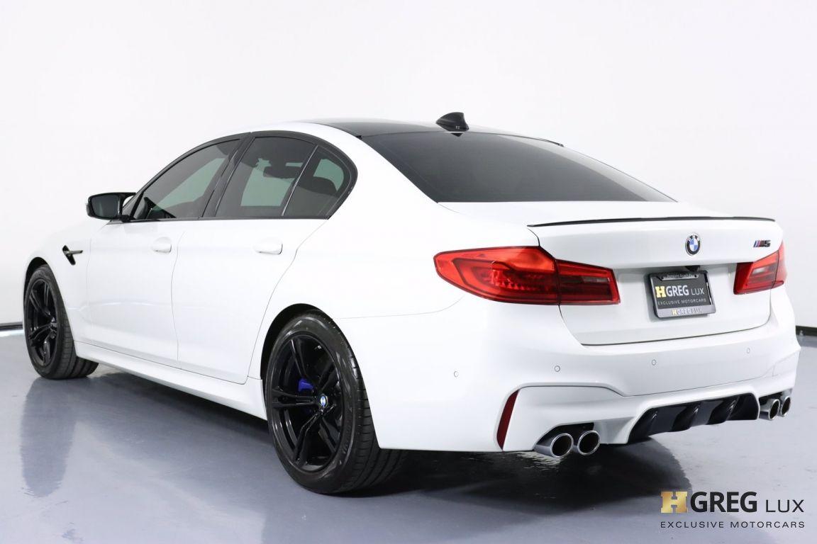 2019 BMW M5  #24
