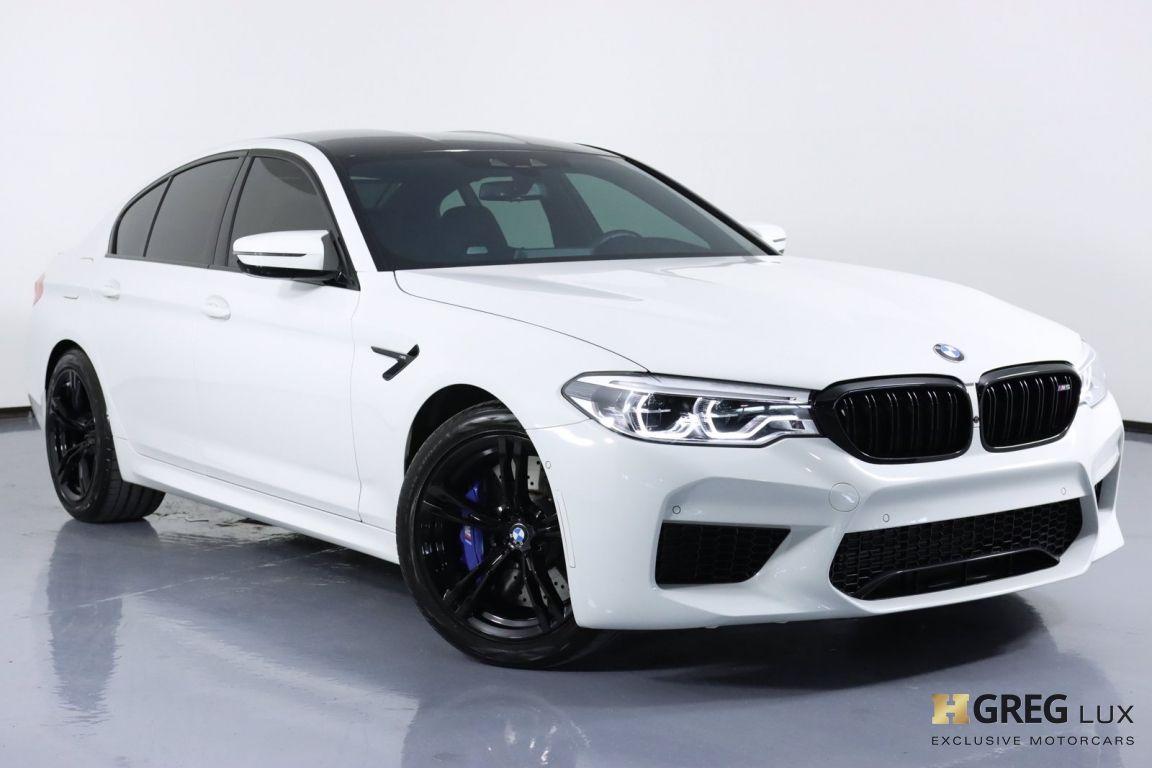 2019 BMW M5  #0