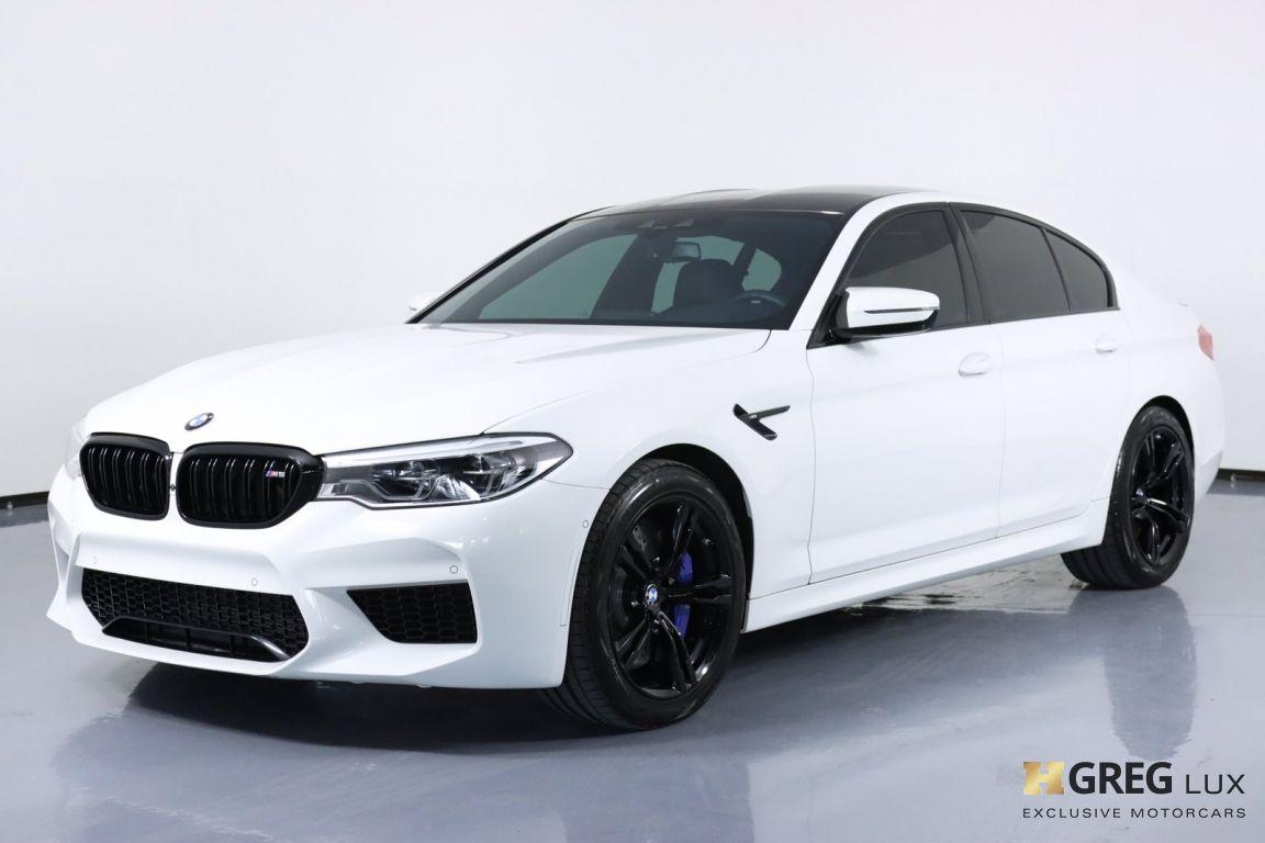 2019 BMW M5  #32