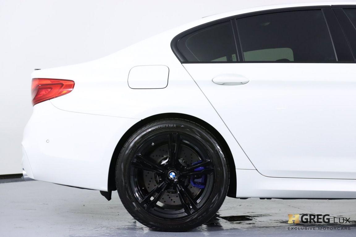 2019 BMW M5  #15