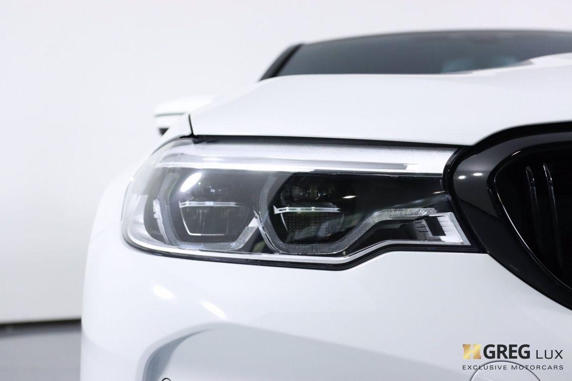 2019 BMW M5  #5