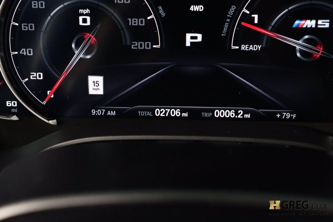 2019 BMW M5  #66