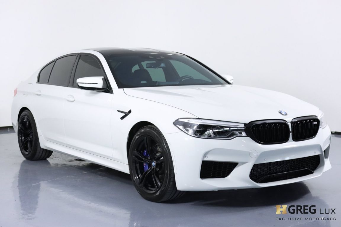 2019 BMW M5  #10